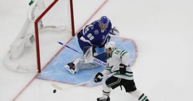 Last offseason Dallas Stars Joe Pavelski was an unrestricted free agent. Two of the teams that were interested in signing him were the Stars and Tampa Bay Lightning.