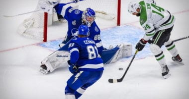 Stanley Cup Final: The Dallas Stars and Tampa Bay Lightning head into Game 3 tonight with the series knotted at one.wres