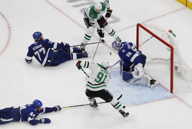 The Dallas Stars reached the Stanley Cup Final last season, but have struggled out of the gate as they've dealt with COVID, injuries, and a bunch of canceled games on multiple occasions.