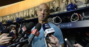 The Toronto Maple Leafs adding Malhotra to their coaching staff. Some Blues have surgery but should be ready for camp. A flat salary cap will make for an interesting offseason.