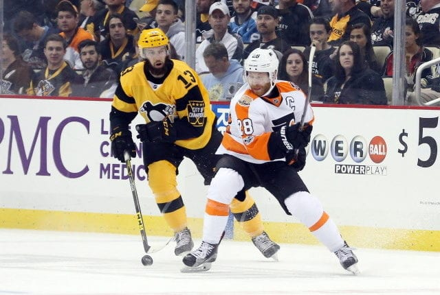 East Division opening night rosters, members of their taxi squads, and team salary cap projections for the start of the 2020-21 NHL season
