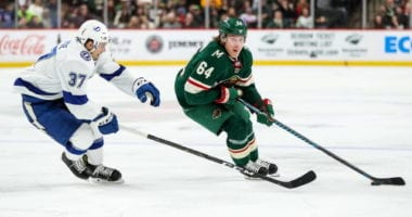Alex Pietrangelo in Vegas. Patrick Marleau and Sharks close. Mikael Granlund and Erik Haula waiting on Hall. Lightning still need to move salary as offer sheet threat looms
