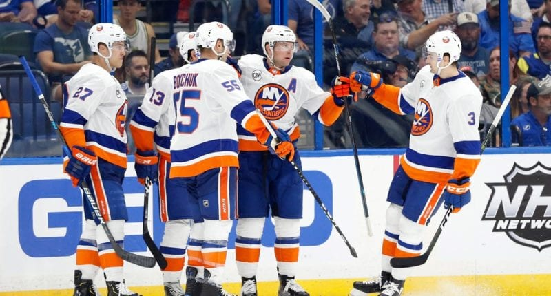 Looking at a few free agent options for the New York Islanders. They need to move out some salary and have a few trade candidates.