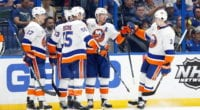The New York Islanders are looking to move out a couple of veterans to create space to re-sign several of their free agents.