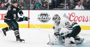 San Jose Sharks' Devan Dubnyk could be on the move yet again along with a few other goalies.
