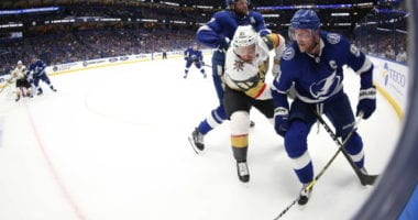 Maple Leafs interested in Joe Thornton. Golden Knights looked at Taylor Hall and Steven Stamkos. Panthers talking to teams about Weegar.