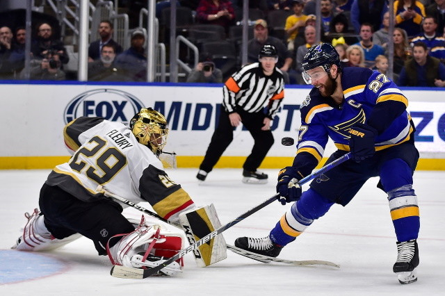 The Vegas Golden Knights sign Alex Pietrangelo. The Golden Knights now plan on keeping Marc-Andre Fleury. Robin Lehner to have surgery.