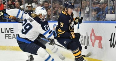 Hard to see the Winnipeg Jets being able to win any Patrik Laine trade. Six potential landing spots if the Jets trade Laine