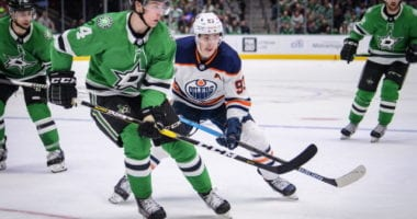 Patrik Laine drawing interest from at least six teams. Could the Oilers move Ryan Nugent-Hopkins? Keys to the offseason for the Dallas Stars.