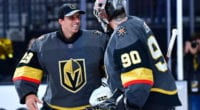 The Vegas Golden Knights have no cap space and have been trying to shed some contracts - mainly Marc-Andre Fleury after signing Robin Lehner.