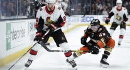 Arbitration numbers for Ottawa Senators and Connor Brown. Erik Haula still drawing plenty of interest.