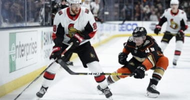 Arbitration numbers for Ottawa Senators and Connor Brown. Erik Haula still drawing plenty of interest.