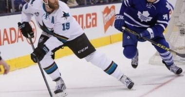 Joe Thornton signed with the Maple Leafs. Nolan Patrick accepts his qualifying offer. Several players have avoided salary arbitration.