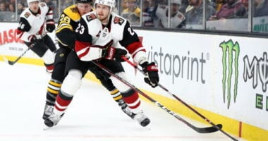 Could the Arizona Coyotes and Boston Bruins revisit Oliver Ekman-Larsson trade talks? Mike Hoffman would be a nice addition for the Bruins.