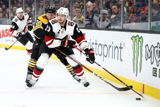 Players added to the NHL's COVID protocol list. Flames sign defenseman Stone. Injury updates for the Coyotes, Sabres, Devils, Flyers, Leafs and Bruins.
