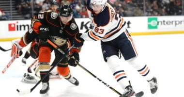 Quiet on the Ethan Bear front. Oilers-Ryan Nugent-Hopkins talking. Mike Hoffman's defensive game lowing price? Anaheim Ducks in no man's land