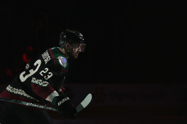 Oliver Ekman-Larsson has a no-movement clause, so he controls his future. He shut down trade talk before free agency opened, but door may not be closed down the road.