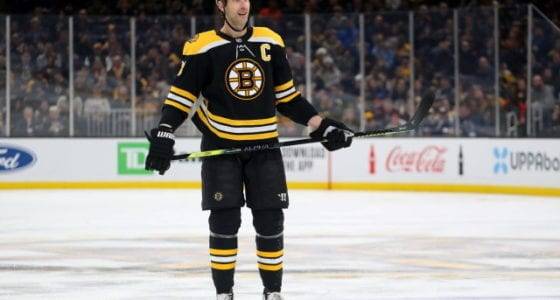 Zdeno Chara waiting on season format before deciding on his future. Bruins have the flexibility after the Jake DeBrusk signing.
