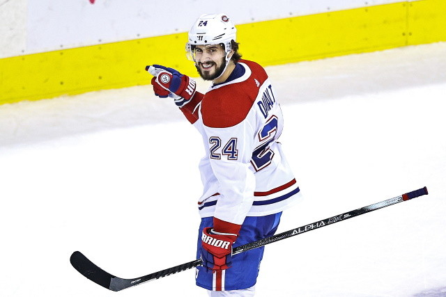 Latest on some of the remaining NHL free agents. Phillip Danault knows an extension before the season is unlikely.