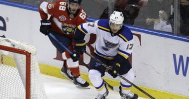 Wingers like Mike Hoffman could see raise.