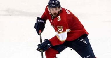 And I think in a perfect world for the Panthers, they would send Yandle to the taxi squad. But in this case, he holds the hammer with a full no-move clause and cannot be put on waivers without his permission. So, the plan at this point is to make a healthy scratch at some point. It may be on Opening Night. They've got some time. They've had some games postponed because of COVID-19. But in this case, whether it's Opening Night or Day 5, that 866-game ironman streak dating 11 calendar years is in jeopardy and that's going to sting for a guy like whose contract is also really difficult to move.