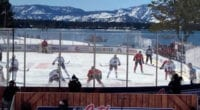 Although the two outdoor games had some bumps along the way, including a large delay in Saturday's game, the NHL pulling off the two games at Lake Tahoe deserves some credit.