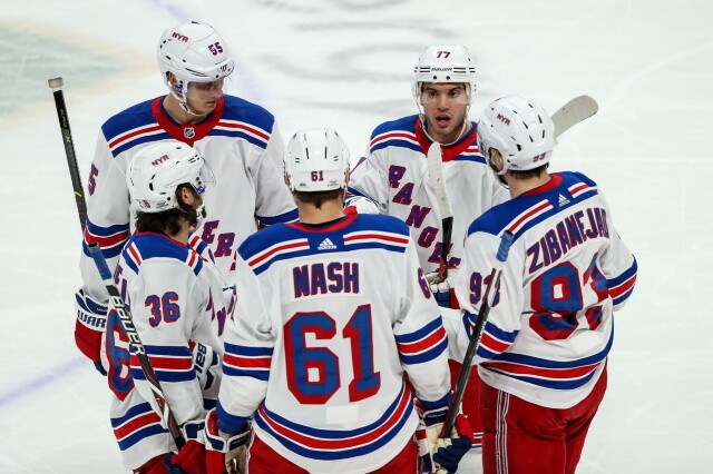 At the 2018 NHL trade deadline, the New York Rangers traded forward Rick Nash to the Boston Bruins. Three years late the move is paying off for the Rangers.