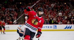 The Chicago Blackhawks put Brent Seabrook, Andrew Shaw and Zach Smith on the LTIR. Seabrook announces his playing days are over.