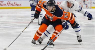 NHL Betting: Latest NHL betting odds have it as a three-way battle for the Hart Trophy - Connor McDavid, Patrick Kane, and Auston Matthews.