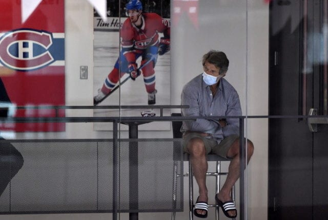 The Montreal Canadiens got off to a hot start to the season and GM Marc Bergevin was earning high praise but things have changed over the past month and he could hit the hot seat.