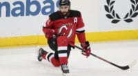 Kyle Pamieri and the New Jersey Devils could be in for a divorce or new commitment. No one knows yet.