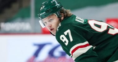NHL Betting: Minnesota Wild forward Kirill Kaprizov remains the favorite to win the Calder trophy. NY Rangers rookies see their odds fall