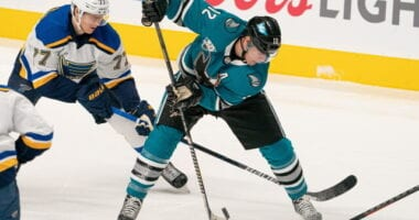 Patrick Marleau open to a trade from the San Jose Sharks.