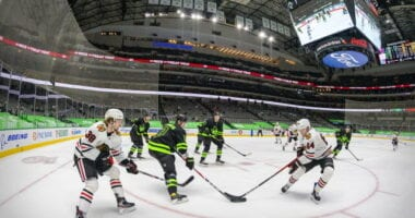 The Dallas Stars went from Cup Final to possibly missing the playoffs. The Chicago Blackhawks hold the last playoff spot in the Central and have surprised many.