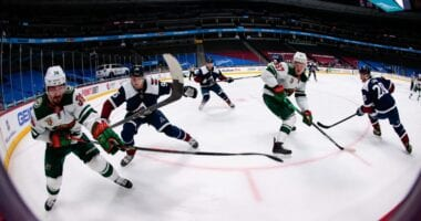 The Minnesota Wild are one of the top teams in the West Division, with one of the best home records. They may be turning the corner, but they aren't Stanley Cup contenders just yet.