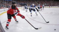 The New Jersey Devils and Kyle Palmieri are headed toward something but no one knows. Then, there is the bubble and the St. Louis Blues.