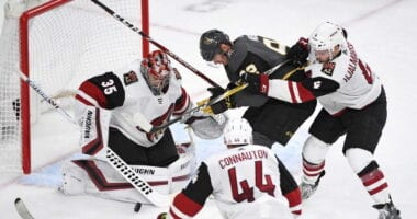 The Vegas Golden Knights have to avoid temptation this NHL Trade Deadline. Here are a few targets they should avoid.