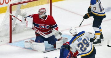 Teams calling about Alex Iafallo. Colorado Avalanche eyeing James Reimer? Montreal Canadiens have a little room to work with.