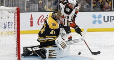 The Boston Bruins expect to be active before the NHL Trade Deadline. Will they actually swing that big deal? Bruins and Anaheim Ducks talking?