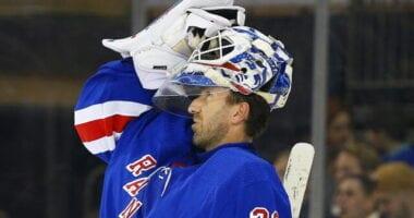 Henrik Lundqvist calls it a career as the New York Rangers star retires.