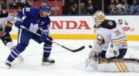 The Toronto Maple Leafs may be doing their due diligence on several fronts this trade deadline.