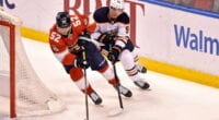 The Edmonton Oilers made their moves last offseason and may just stand pat while the Florida Panthers and others may deal?