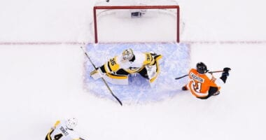 Ron Hextall and the Pittsburgh Penguins face a salary cap crunch.