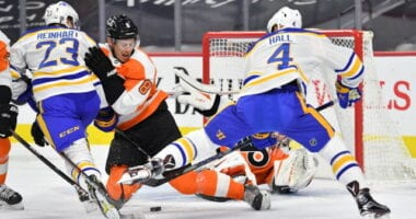 Sam Reinhart, should he stay or should he go? The Taylor Hall latest as the deadline approaches.