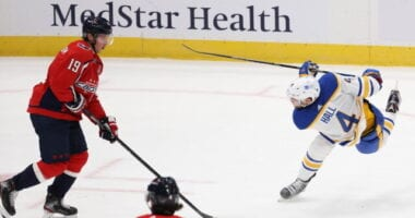 Kyle Palmieri trade impacts the Buffalo Sabres and Taylor Hall trade talks. Frank Seravalli's top 40 NHL trade bait board.