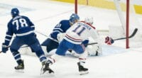 The Montreal Canadiens could get some LTIR space if they put Brandon Gallagher on it. Toronto Maple Leafs GM Kyle Dubas on the trade deadline.