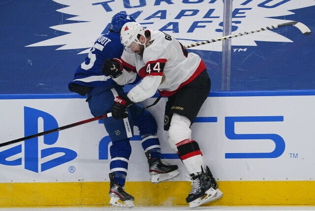 The Islanders and Capitals were in on Taylor Hall. Teams interested in Erik Gudbranson. Nick Foligno could return with the Blue Jackets.