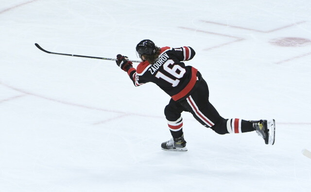 Artem Anisimov wants to remain in the NHL. The Chicago Blackhawks a list of defensemen/defensive prospects to re-sign/sign.