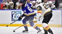 Kings and Alex Iafallo getting close. Flames GM on the season and deadline. Would the Blues trade Mike Hoffman to the Vegas Golden Knights?