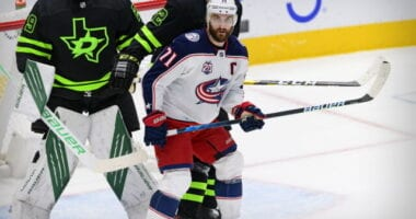 Sutter on if Sam Bennett wants to stay. Michael Del Zotto hopes to stay in Columbus. Nick Foligno open to a trade, re-signing the Blue Jackets.